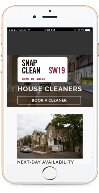 SnapCleanSW19